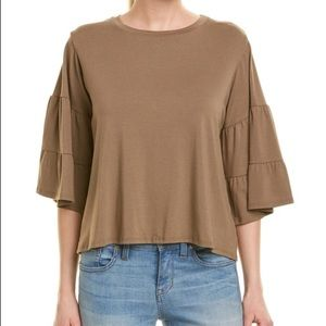 Johnny Was Calme Tiered Blouse